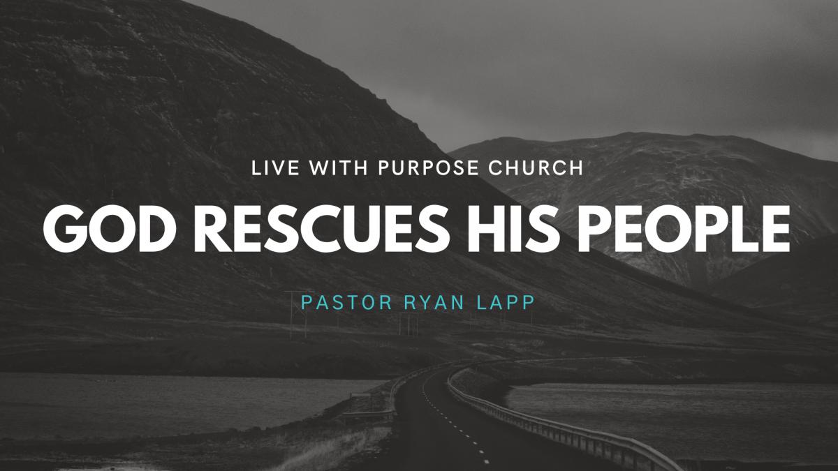 God Rescues His People (series)
